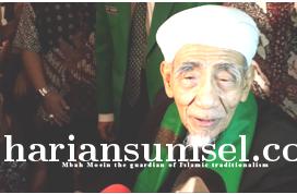 Mbah Moein Penjaga Islam Tradisional